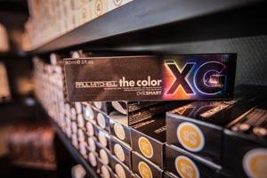Hochwertige Hair Colour Bar