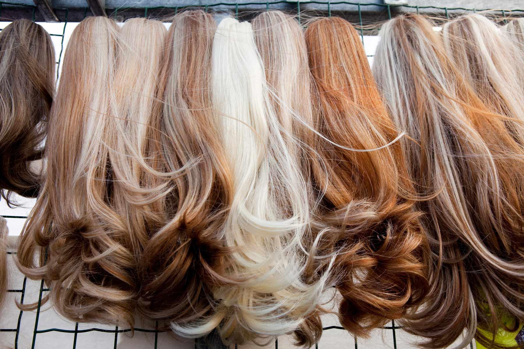 So sieht eine Haarverlängerung aus